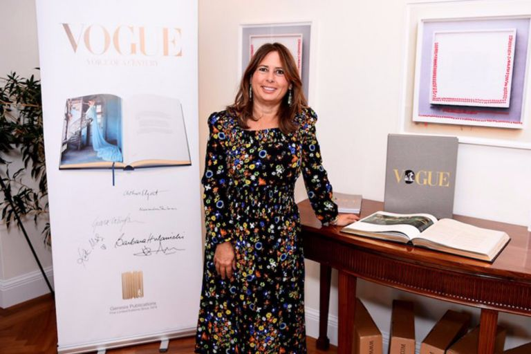 "Уривок книги Александри Шульман ""Inside Vogue: My Diary Of Vogue's 100th Year"""
