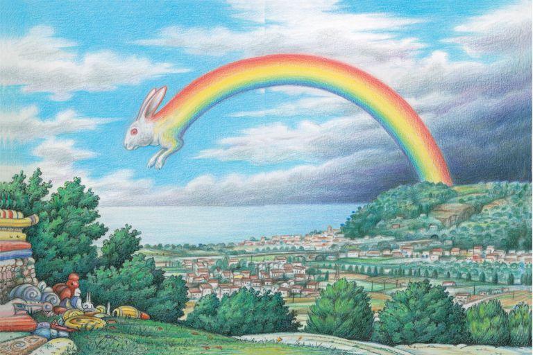 Символи і традиції. Великодній кролик та зайцеподібні у релігійному мистецтві