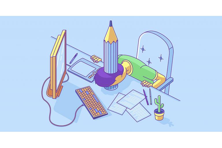 Як організувати творчий процес