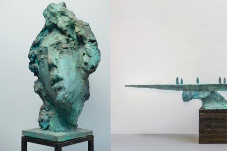 Нова українська скульптура