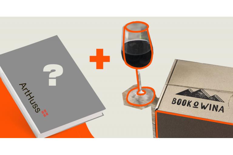 Замовляйте книги та вигравайте коробку-сюрприз від ArtHuss & Bookowina